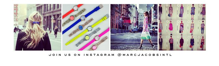 Marc Jacobs Intl | Instagram
