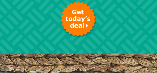 Get today's deal