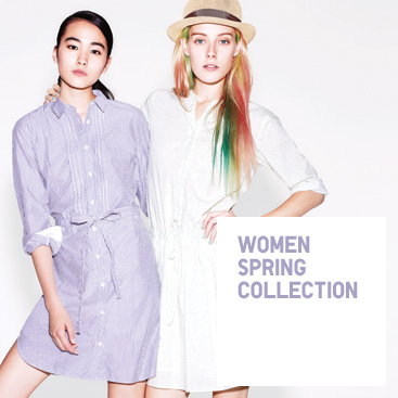 WOMEN SPRING COLLECTION