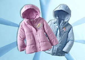 Disney Chilly Weather Essentials for Girls
