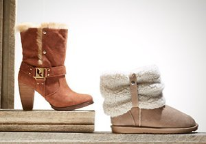 Cold Weather Boots by Koolaburra