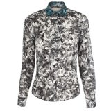 Paul Smith Shirts - Collage Floral Print Shirt