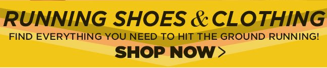 Shop Running Shoes & Clothes