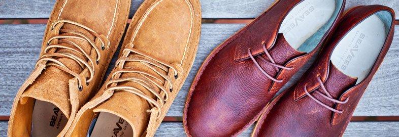 Shop SeaVees: Boots, Chukkas & Oxfords