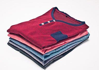 Shop The Basics: Henleys