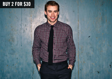 Shop 2 for $30 Button Downs ft. Kevin's
