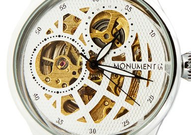 Shop Minimalistic Monument Watches & More