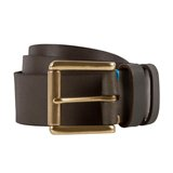 Paul Smith Belts - Green Double Keeper Belt