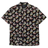 Paul Smith Shirts - Short Sleeved Refracted Light Print Shirt