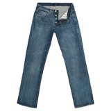 Paul Smith Jeans - Standard Fit Mid-Wash Jeans