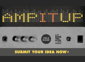 Amp It Up Challenge. Submit your idea now.