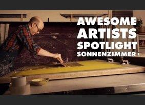 Awesome artist spotlight: Sonnenzimmer