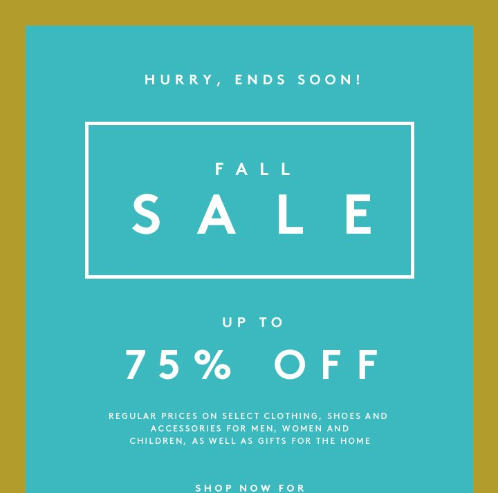 Steals this sweet are fleeting! Shop 75% off now!