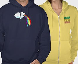 20% Off Colorful Sweatshirts and Hoodies