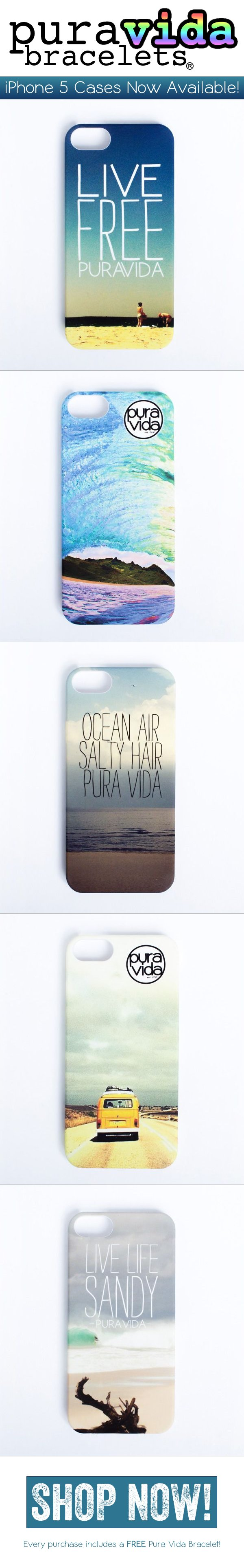 iPhone 5 Cases Now Available!
