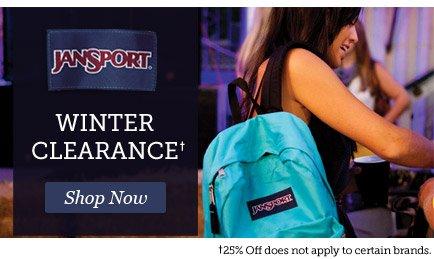 Shop Jansport Winter Clearance
