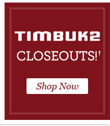 Shop Timbuk2 Closeouts!