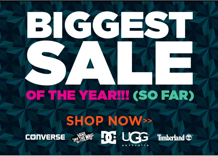 Shop Our Biggest Sale of the Year!!! (so far)