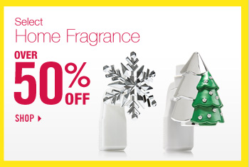 Select Home Fragrance - Over 50% off