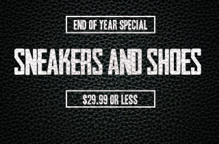 Sneakers and Shoes $29.99 or less