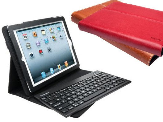 Typing made easy on your iPad + keep it safe!