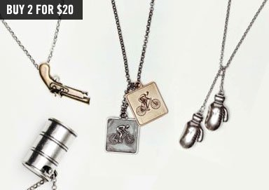 Shop Jewelry ft. Detailed Pendants