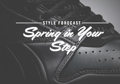 Shop Style Forecast: Spring in Your Step