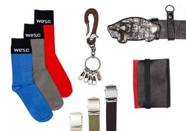 Shop Bags, Belts, Wallets & More