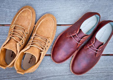 Shop SeaVees: Boots, Chukkas & Oxfords