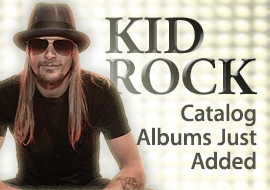 Kid Rock: Albums Now Mastered for iTunes