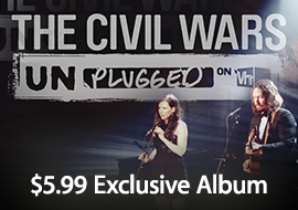 Ciivl Wars - Exclusive Album + $5.99