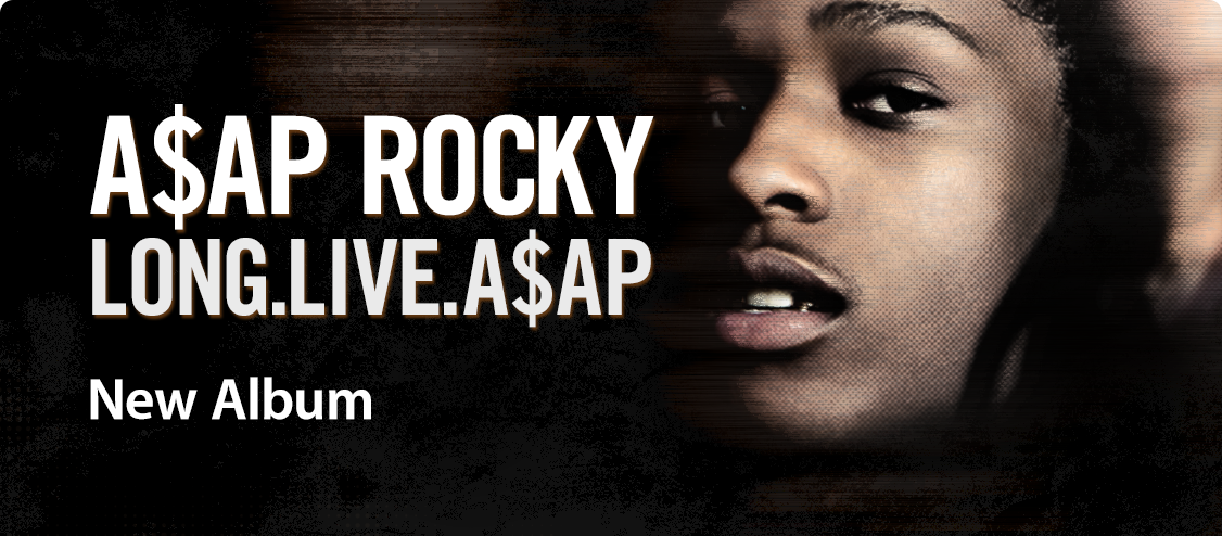 A$AP Rocky - New Album