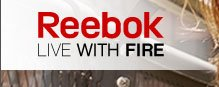 Reebok | Live With Fire