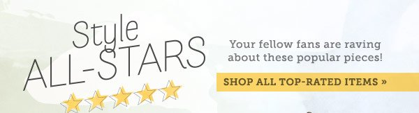 Shop All Top-Rated Items
