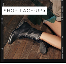 Shop Lace-Up Booties