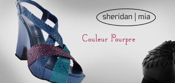 Sheridan Mia & Couleur Pourpre