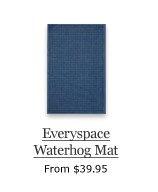 Everyspace Waterhog Mat, from $39.95