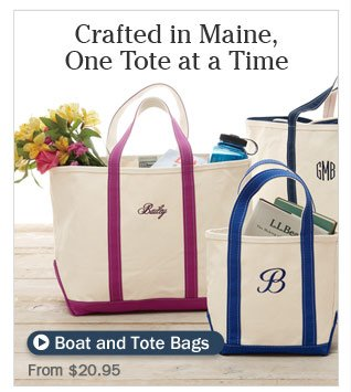 Crafted in Maine, One Tote at a Time