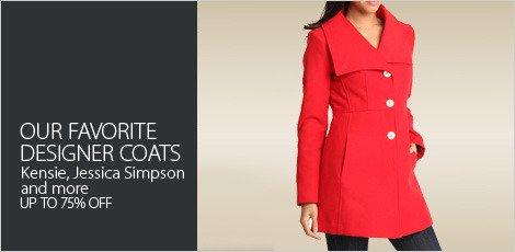 Our Favorite Designer Coats