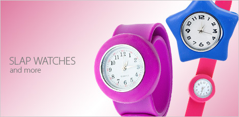 Kids Accessories, Jewelry, and Slap Watches PJ Heaven