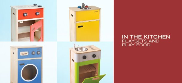 IN THE KITCHEN: PLAYSETS AND PLAY FOOD, Event Ends January 18, 9:00 AM PT >