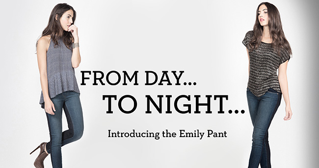 Introducing the Emily Pant