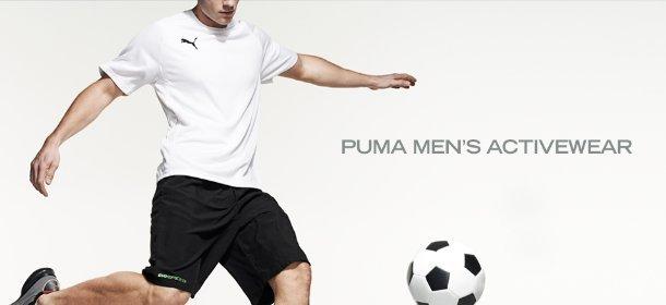 PUMA MEN'S ACTIVEWEAR, Event Ends January 19, 9:00 AM PT >