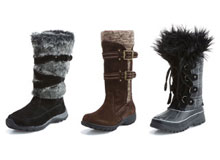 Foul-WeatherFans Women'sKhombu & Columbia Boots