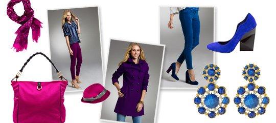Be Bold, Be Bright:The Hue-Happy Wardrobe