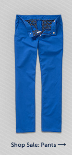 Shop Sale: Pants