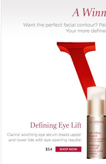 Defining Eye Lift