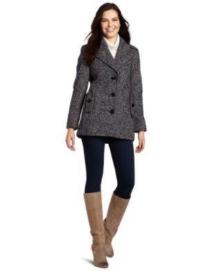 Calvin Klein <br/> Novelty Wool Jacket