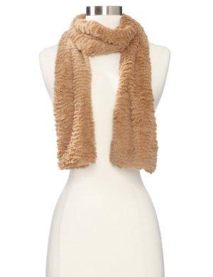 collection eighteen <br/>Francesca Faux Fur Muffler