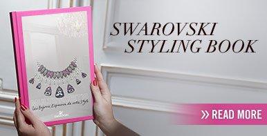 Swarovski Styling book